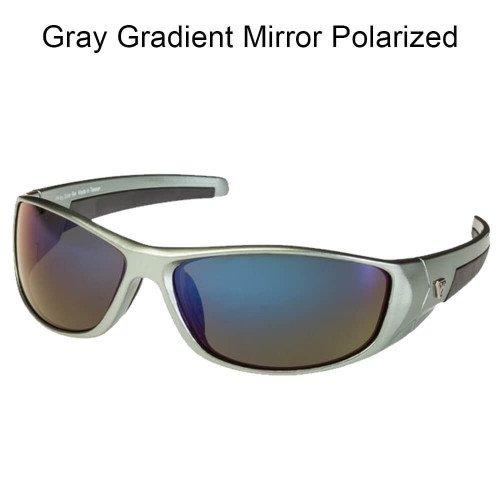 SOLAR BAT Dave Lefebre (Gray, Gray Gradient Mirror Polarized) ()