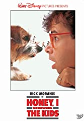 Get set for the adventure of a lifetime in the #1 comedy hit of the year, HONEY, I SHRUNK THE KIDS! Rick Moranis stars as a preoccupied inventor who just can't seem to get his electro-magnetic shrinking machine to work. Then, when he accident...