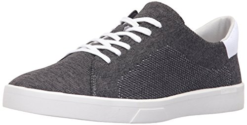 Calvin Klein Men's Ion Fashion Sneaker, Black, 13 M US by Calvin Klein