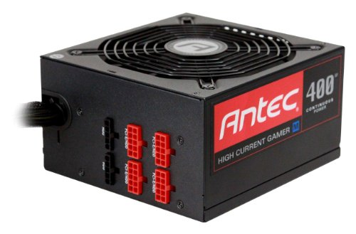 400 watt power supply modular - 5