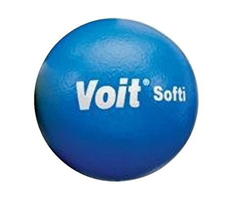 Voit Softie Tuff Foam Ball, Blue, 6-1/4""