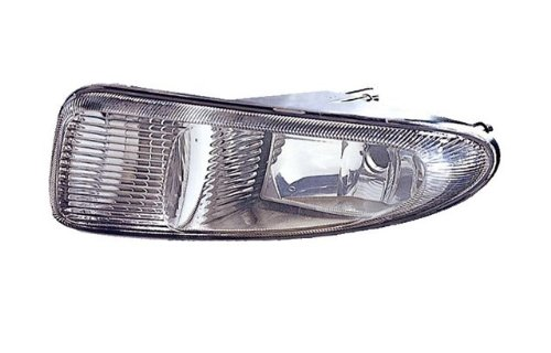 Chrysler Town And Country/Voyager Replacement Fog Light Assembly - 1-Pair