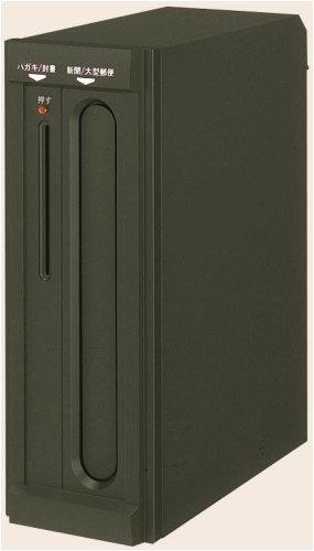 東洋エクステリア エクスポスト セキュリティ縦型ポスト オータムブラウン B000TI7D2Q 29000