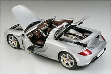 Tamiya 1/12 Porsche Carrera GT Semi embled, Die-Cast & Toy ...