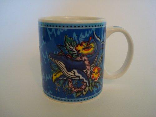 Hilo Hattie 2002 Maui Island Heritage Coffee Mug