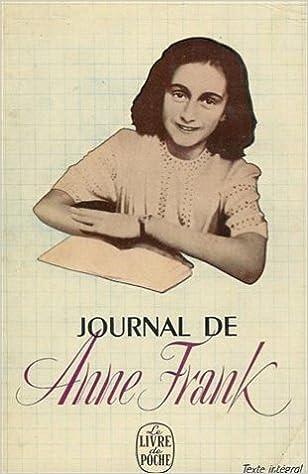 Couverture de Le journal d'Anne Frank