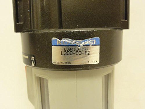 Koganei L300-03-F2 Lubricator 3//8 NPT 0.93MPa