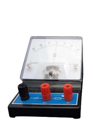 Ajax Scientific Galvanometer: Science Lab Physics