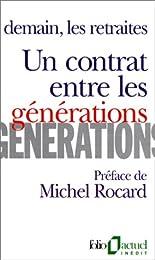 Un  contrat entre les générations