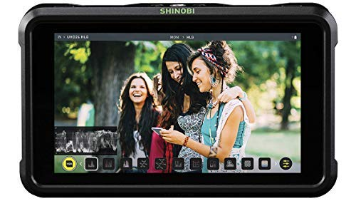 Atomos Shinobi SDI 5 in. 3G-SDI & 4K HDMI Pro Monitor by Atomos