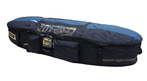 Pro-Lite Finless Coffin Surfboard Travel Bag Triple/Quad - Board Bag Triple