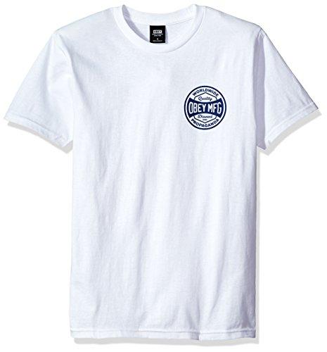 Obey T-Shirt: Dissent & Propaganda WH