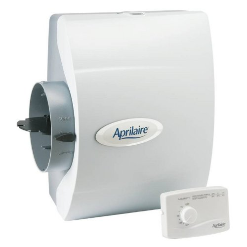 Aprilaire 600M Whole-House Humidifier with Manual Control (Bypass Panel)
