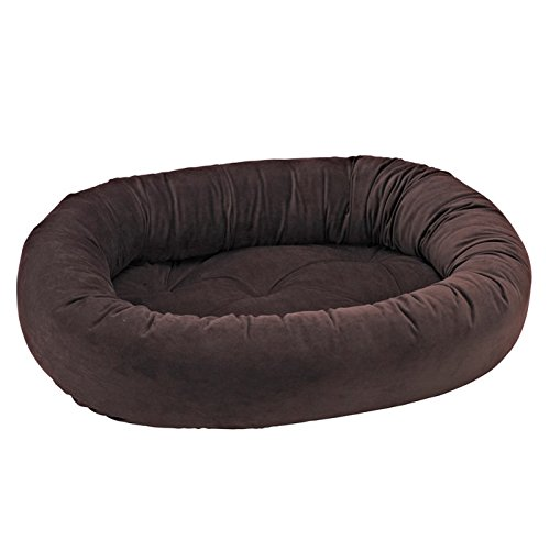 Bowsers Donut Bed, Large, Hickory