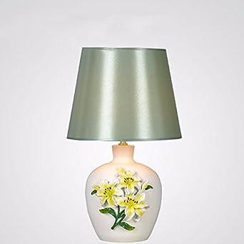 Romantische Prinzessin Mädchen Schlafzimmer Leuchten, Nachttischlampe, Büro  Schreibtisch Lampe, B Druckschalter