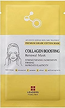 LEADERS Collagen Boosting Renewal Mask 10pk