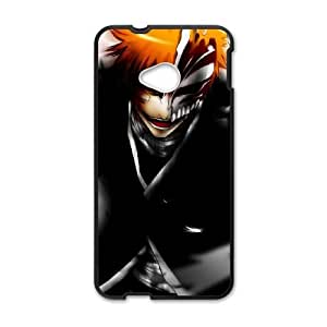 HTC One M7 Cell Phone Case Covers Black funny Bleachs F2933202
