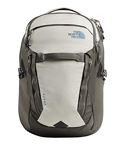 The North Face Unisex Surge Backpack Dove Grey/Weimaraner Brown One Size