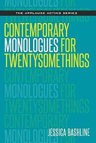 Contemporary Monologues for Twentysomethings ebook