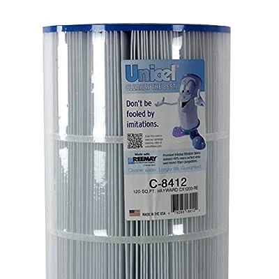 Unicel Hayward CX1200-RE Replacement Pool Filter Cartridge (2 Pack)   C-8412 : Swimming Pool Cartridge Filters : Garden & Outdoor