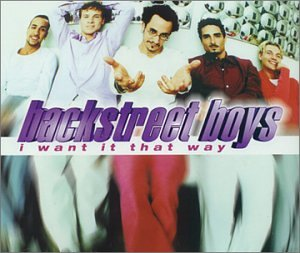 I Want It That Way [Single] [Maxi] [Import]