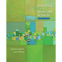 Study Guide for Gravetter/Wallnau's Statistics for the Behavioral Sciences, 8th by Gravetter, Frederick J 8th (eighth) edition (2008) Paperback