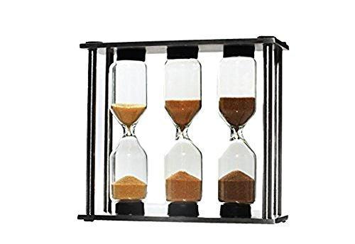 Osaka, Perfect French Press Coffee Timer - Sand Timer For Light Medium or Dark Coffee or Tea - Great Gift ()