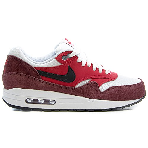 material White Zapatillas sintético hombre 1 Essential Max Dark de Air Grey Nike Team Blue Univeristy Nike Red cxw8qBPSn1