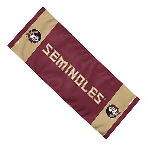 (NCAA Florida State Seminoles Team EnduraCool Microfiber Towel, 12 x 30)