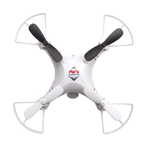 3D Roll RC Quadcopter, Arvin Mini Nano RTF Quad 3D Roll 2.4G 6-Axis Headless Mode Drone Copter UFO UAV Aircraft Helicopter with 4GB Memory Card +LED Light + HD 720P 2.0MP Real Time Aerial Camera