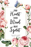 Kind Heart Fierce Mind Brave Spirit Falkland Islands Travel Journal: Travel Planner, Includes To-Do Before Leaving, Categorized Packing List, Spending and Journaling for Experiences
