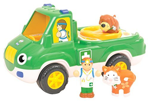 Amazon.com: WOW Toys – Pet Rescue Percy by WOW Juguetes ...