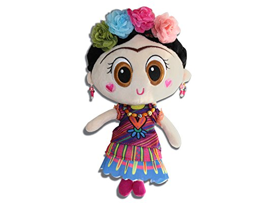 Distroller FRIDA KAHLO Doll - DELUXE SPECIAL EDITION – Limited Production - - Doll Kahlo Frida