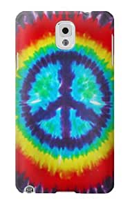 S1870 Tie Dye Peace Case Cover For Samsung Galaxy Note 3 by lolosakes