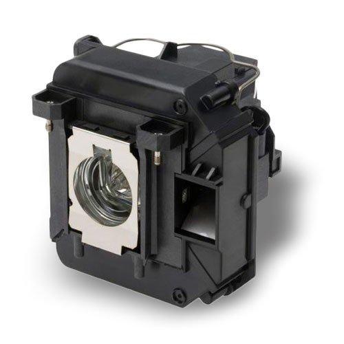 Alda PQ-Premium, Beamerlampe   Ersatzlampe für EPSON EB-1870 Projektoren, Lampe mit Gehäuse