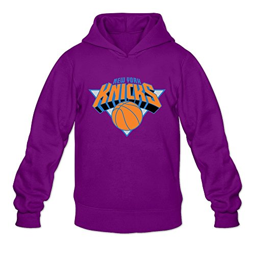Man New York Knicks Custom Cool Size XL Color Purple Hoddies By Mjensen
