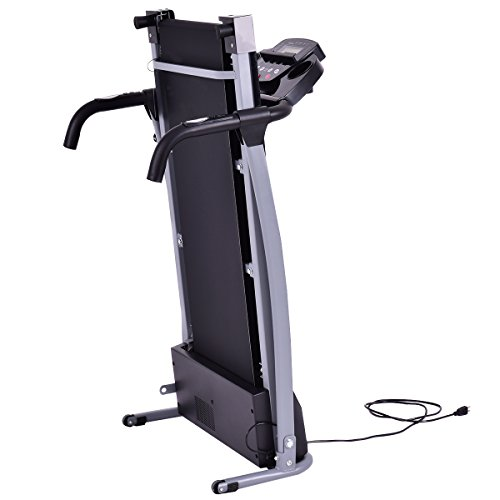 Horizon Fitness Treadmill Power Cord: Goplus 800W Folding Treadmill Electric Motorized Power