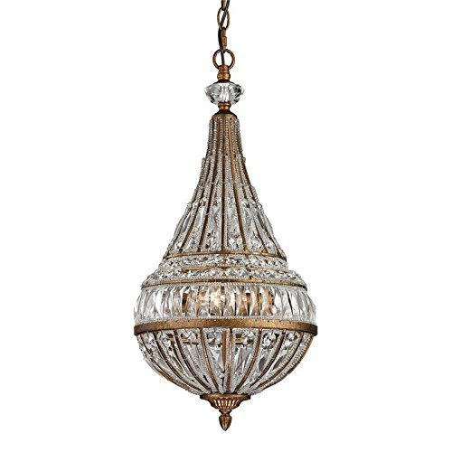 Elk Lighting 3 Light Pendant in US - 7