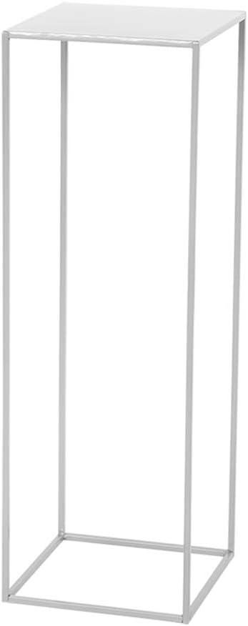 Creative Iron Art ricettacolo Divano Tavolino Interno Multifunzione mensola Angolo scaffale Fiore Portavaso,Gold,30 30CM Pianta Fiore Stand 30
