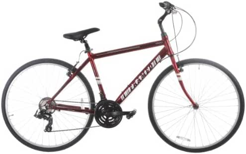 Framed Elite 1.0 CT Men's Bike Red/White/Black 19in