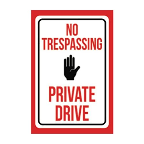 photograph regarding Printable No Trespassing Sign titled economical No Tresping Individual Inspiration Print White Pink Black