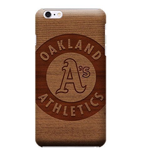 Bricolaje mejor caso iPhone 6 Funda, Oakland Athletics MLB ...