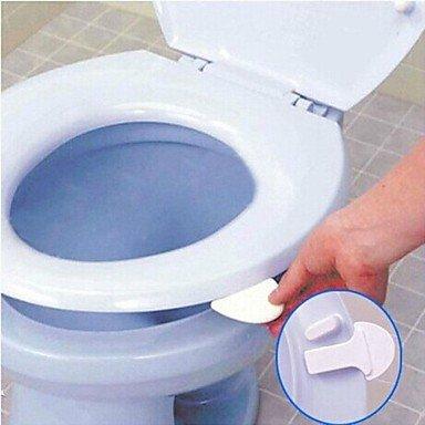 Amazon.com: Shopsimple Toilet Seat Lifter Handle Hygienic Clean Lift ...