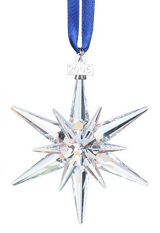 Swarovski Crystal 2005 Large Annual Christmas Ornament (B000GGVGCE) |  Amazon price tracker / tracking, Amazon price history charts, Amazon price  watches, ... - Swarovski Crystal 2005 Large Annual Christmas Ornament (B000GGVGCE