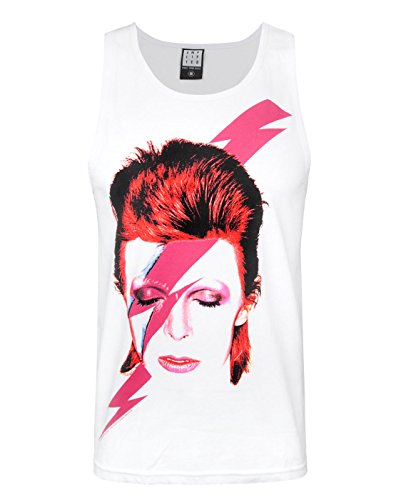 Amplified Top Tank Bowie Clothing David Hommes gg4OF