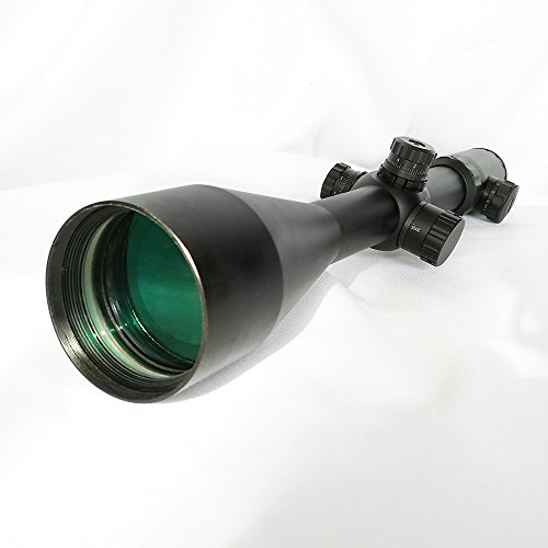 2000yards Long Range Shooting Scopes 4-50x75 Tactical Gunsight 35mm .308 Rifle Scope