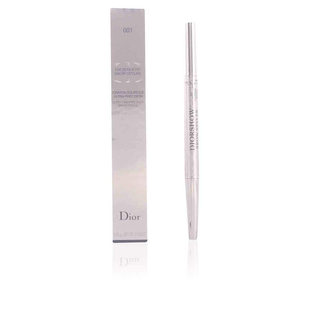 Christian Dior Diorshow Styler Ultra-fine Precision Brow Pencil, 002/universal Dark Brown, 0.01 Ounce