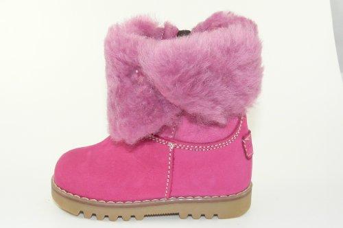 bottes Zecchino Rose fille boots Bonbon a 29–2902 d'oro xaqfOH4