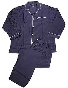 Izod - Mens Long Sleeve Long Leg Pajamas