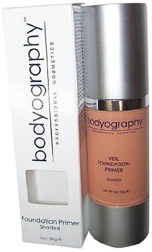 Bodyography Primer (Bodyography Foundation Primer Shaded (Neutral) 1Oz by Bodyography)